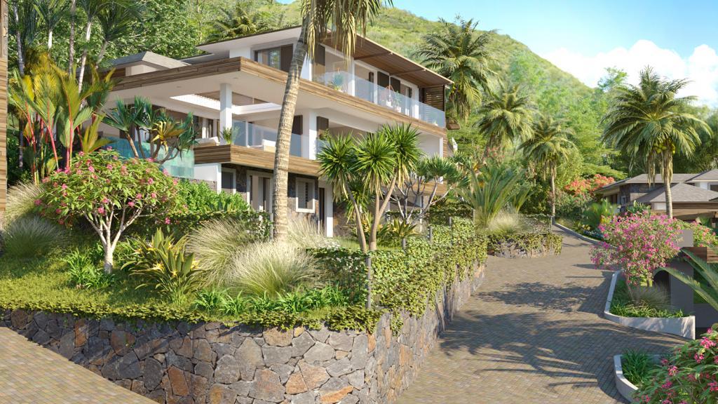 Villa 2 - General View